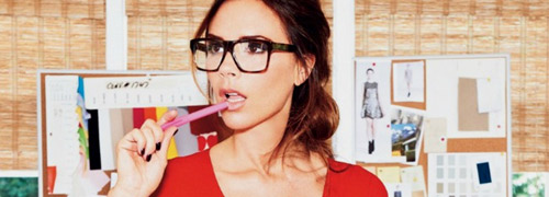 Post image for Prescription frames by Victoria Beckham to be launched