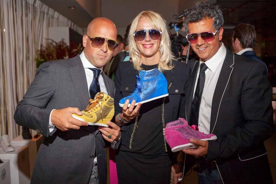 Karim El Ahmadi Receives Golden Carrera Vision Today