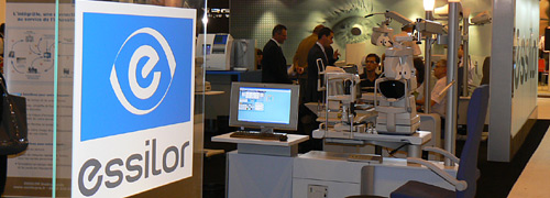 Post image for More sales and profit for Essilor