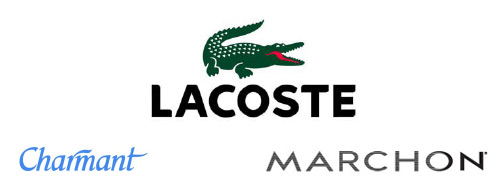 Post image for Lacoste from Charmant to Marchon