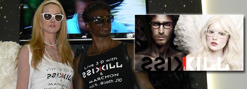 Post image for Marchon lanceert Kiss & Kill met 3D