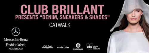 Post image for Club BRILLANT showt weer op Amsterdam Fashion Week
