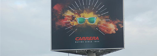 Post image for Niet te missen billboards van Carrera