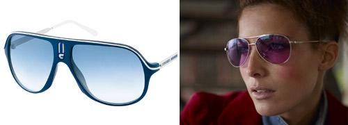 Post image for Gekleurde lenzen in zonnebrillen volgend jaar een hit