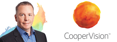 Post image for New role for Andrew Sedgwick at CooperVision