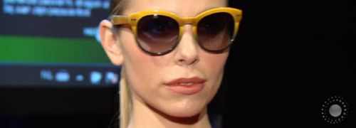 Post image for Dutch SBS Shownieuws shows (sun)glasses trends