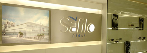 Post image for Safilo increases sales but doesn't make profit yet