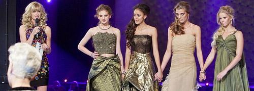 Post image for Top finale voor Holland's Next Top Model