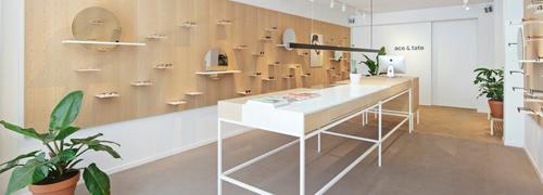 Post image for Eerste offline winkel van Ace & Tate geopend
