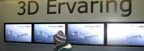 Post image for Titanflex en Cooper Vision in 3D