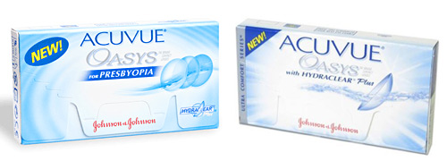 Post image for Acuvue Oasys again available in the Netherlands