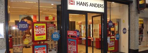 Post image for Beleggers niet onder de indruk van cijfers van Hans Anders
