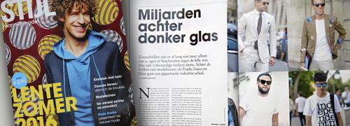 Post image for Elsevier STIJL besteedt uitgebreid aandacht aan zonnebrillen