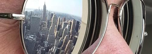 Post image for New York is natuurlijk altijd een bezoek waard