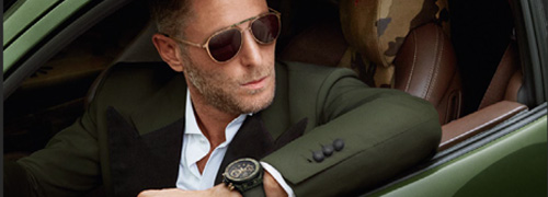 Post image for Iconische samenwerking Italia Independent en Hublot