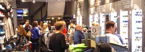 Post image for Eindelijk een Oakley store in Amsterdam