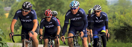 Post image for HOYA Cycling Tour met ruim 50 opticiens