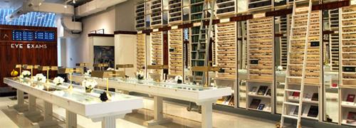 Post image for Flagshipstore voor online retailer Warby Parker