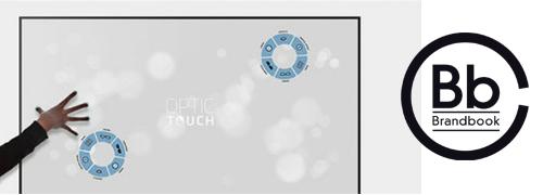 Post image for OpticTouch en Brandbook werken samen