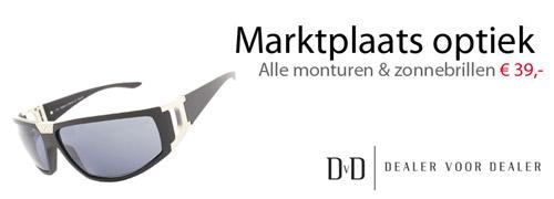 Post image for Dealer voor Dealer lanceert marktplaats voor brillen