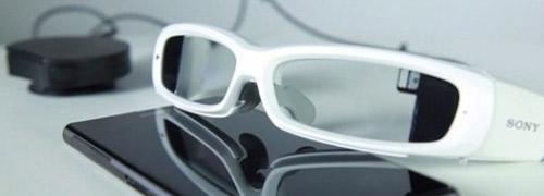 Post image for Sony SmartEyeGlass vanaf maart te koop
