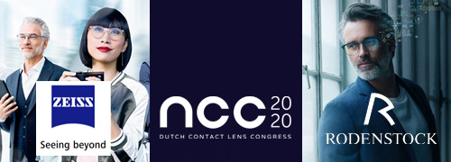 Post image for NCC, Rodenstock en Zeiss cancellen events