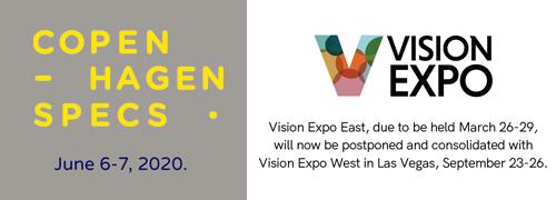 Post image for Copenhagen Specs blundert met late afzegging, Vision Expo ook gecancelled