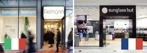 Post image for Fielmann en Sunglass Hut breiden uit