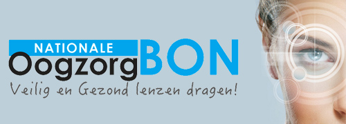 Post image for Contactlensfirma's lanceren de Nationale Oogzorgbon