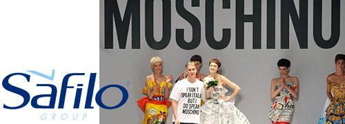 Post image for Safilo tekent licentieovereenkomst met Moschino