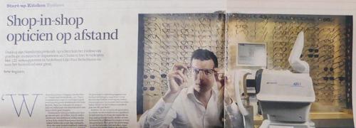Post image for Weer veel aandacht voor goedkope brillen