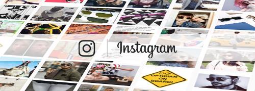 Post image for En hoe doen de winkels het op Instagram?
