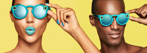 Post image for Snapchat's Spectacles