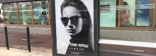 Post image for G-Star in de abri's