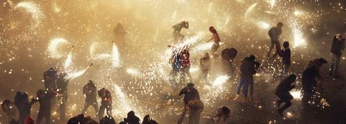Post image for Meer ogen blind door vuurwerk