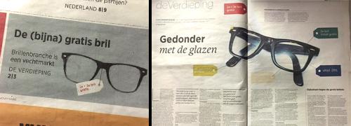 Post image for Trouw doet het Telegraaf verhaal nog eens dunnetjes over