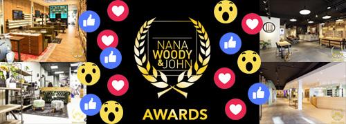 Post image for NanaWoody&John nominaties doen het goed op Facebook