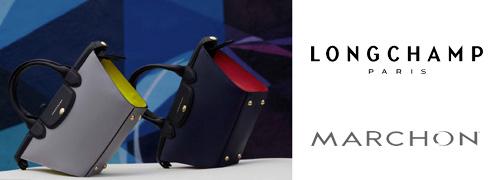 Post image for Marchon lanceert nog dit najaar Longchamp collectie