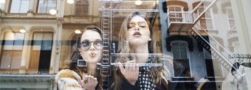 Post image for Neubau ook op de catwalks in New York en Milaan