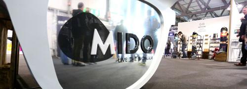 Post image for Goede MIDO in druk Milaan