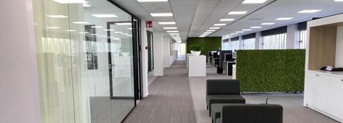 Post image for Inspirerend nieuw kantoor van Zeiss