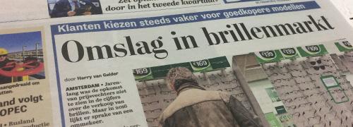 Post image for Telegraaf opnieuw in de aanval
