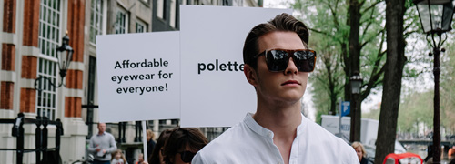 Post image for Polette maakt een feestje van de nieuwe collectie
