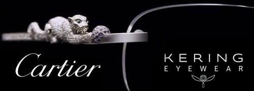 Post image for Kering Eyewear en Cartier samen verder