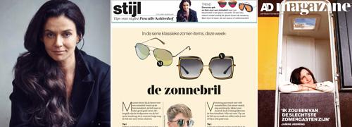 Post image for Mooie zonnebrillenpromotie in het AD-magazine