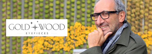 Post image for Alain Mikli naar Gold & Wood