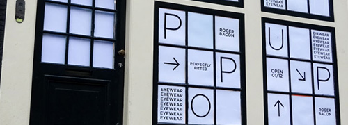 Post image for Primeur voor Amsterdam: pop-up store voor 3D geprinte brillen