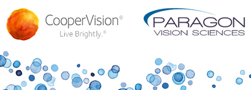 Post image for CooperVision neemt Paragon over