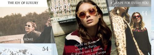 Post image for Wintereditie NanaWoody&John magazine deze week naar de winkels