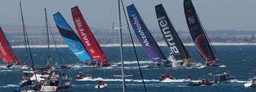 Post image for Mooie start derde etappe voor Brunel